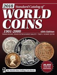 2018 Standard Catalog of World Coins, 1901-2000