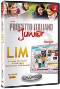 Progetto italiano Junior 2 - software per la lavagna interattiva (Software for Whiteboard)