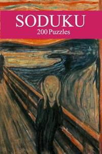 Soduku: 200 Puzzles-Volume 3