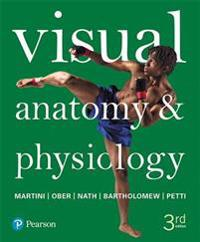Visual Anatomy & Physiology Plus Mastering A&p Withpearson Etext -- Access Card Package