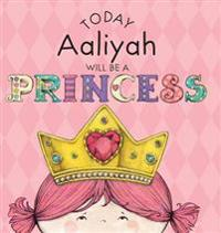Today Aaliyah Will Be a Princess