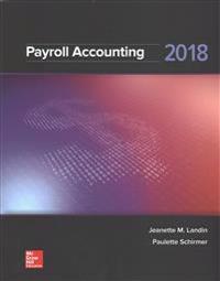 Payroll Accounting 2018