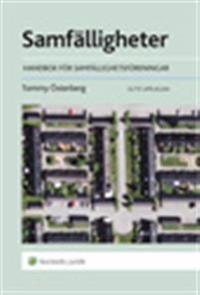 Samfälligheter : handbok för samfällighetsföreningar