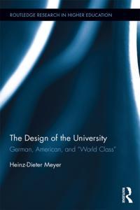 Design of the University