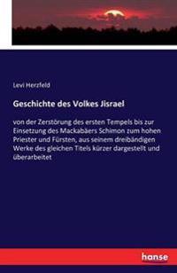 Geschichte Des Volkes Jisrael