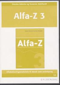Alfa-Z 3 - Lærer-cd