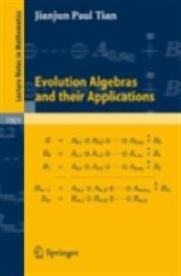 Evolution Algebras and their Applications