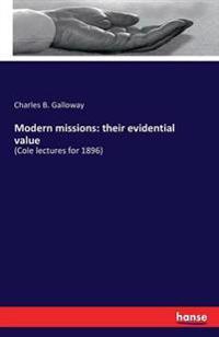 Modern Missions