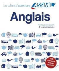 Coffret Cahiers D'exercices Anglais Debutants + Faux-Debutants