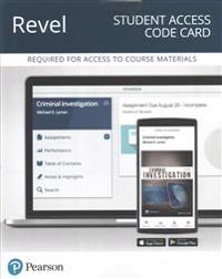 Revel for Criminal Investigation (Justice Series) -- Access Card