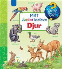 Mitt juniorlexikon : djur