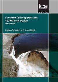 DISTURBED SOIL PROPERTIESGEOTECHNICAL