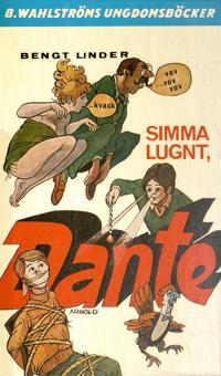 Dante 11 - Simma lugnt, Dante