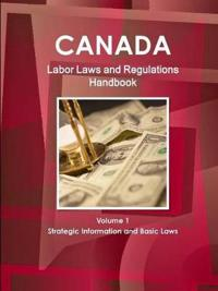 Canada Labor Laws and Regulations Handbook