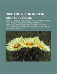 Richard Nixon in Film and Television