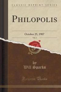 Philopolis, Vol. 2