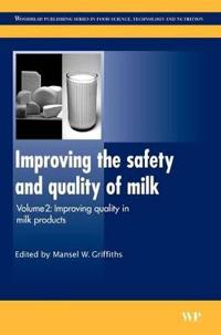 Improving the Safety and Quality of Milk