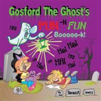 Gosford the Ghost's Pun -N Fun Booooo-K!
