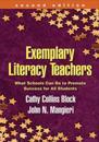 Exemplary Literacy Teachers