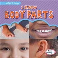 I Know Body Parts