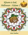 Kleuren Is Leuk - Halloween - Volume 2: 25 Kleurplaten Om Halloween Te Vieren!