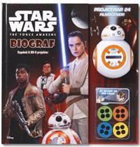 Star Wars : the force awakens - biograf (sagobok & BB-8 projektor)
