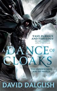 A Dance of Cloaks : Book 1 of Shadowdance