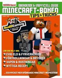 Minecraft-boken : tips & tricks