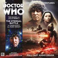 Fourth doctor adventures - the eternal battle
