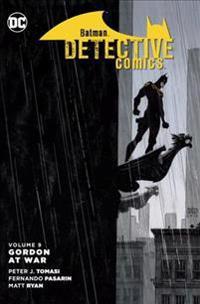 Batman Detective Comics 9