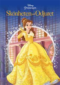 Disney Fönsterbok. Skönheten och Odjuret