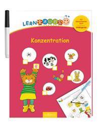 Lernraupe - Konzentration