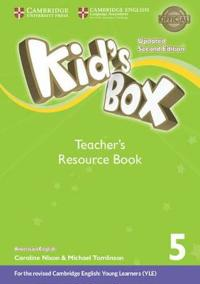 Kid's Box Level 5 Teacher's Resource + Online Audio American English