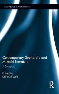 Contemporary Sephardic and Mizrahi Literature