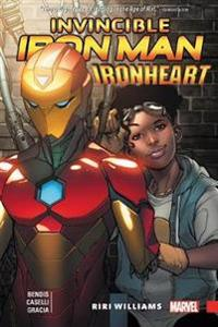 Invincible Iron Man Ironheart 1