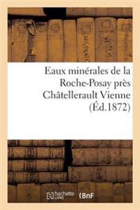 Eaux Min�rales de la Roche-Posay Pr�s Ch�tellerault Vienne