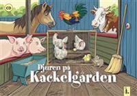 Djuren på Kackelgården : minimusikal inkl CD