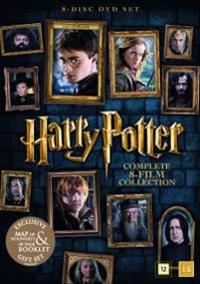 Harry Potter DVD -boksi