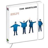Anteckningsbok: Beatles - Help!