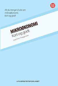 Mikroøkonomi