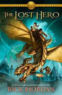 The Heroes of Olympus, Book One the Lost Hero