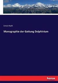 Monographie der Gattung Delphinium