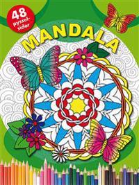 Mandala (grön)