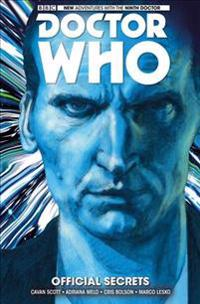 Doctor Who the Ninth Doctor 3