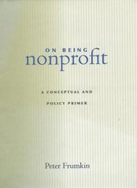 On Being Nonprofit