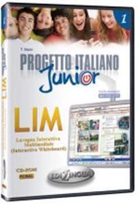Progetto Italiano Junior 1 - LIM, Lavagna Interattiva Multimediale (Software for Interactive Whiteboard)