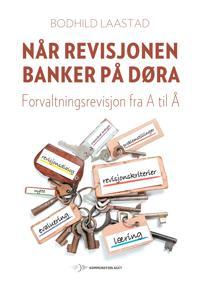 Når revisjonen banker på døra - Bodhild Laastad | Inprintwriters.org