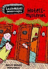 Hotellmysteriet - Martin Widmark | Inprintwriters.org