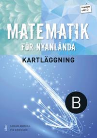 Tummen upp! Matematik kartläggning för nyanlända B