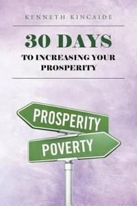 30 Days to Increasing Your Prosperity